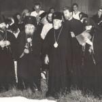 მეუფე ანანია, მეუფე კონსტანტინე, პატრიარქი ილია და მეუფე თადეოზი