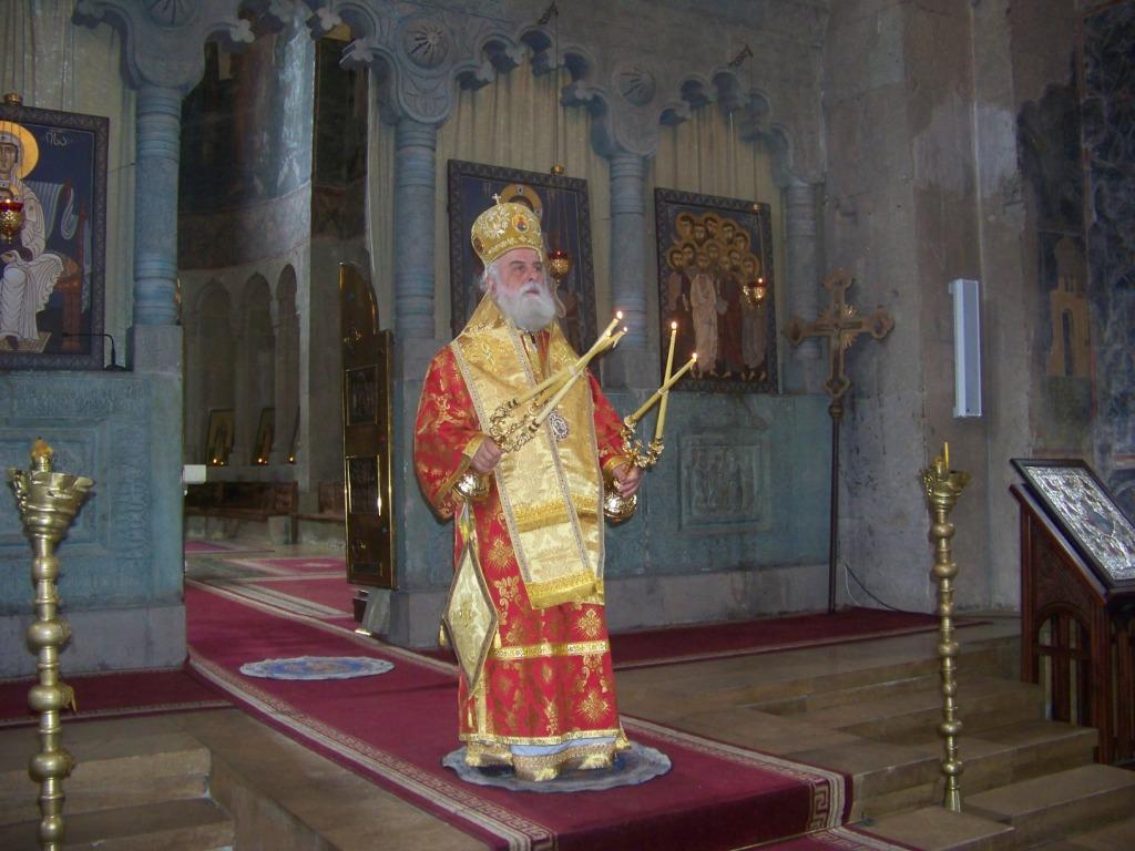 ქართულ ეკლესიაში მიღებული თვალსაზრისი საქართველოს საპატრიარქოს დაარსების კანონიკური უფლების შესახებ
