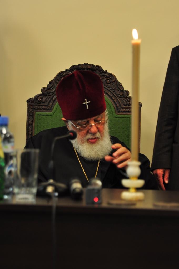 ქართული ეკლესიის საპატრიარქო ღირსების აღიარება 1054-1057 წლებში