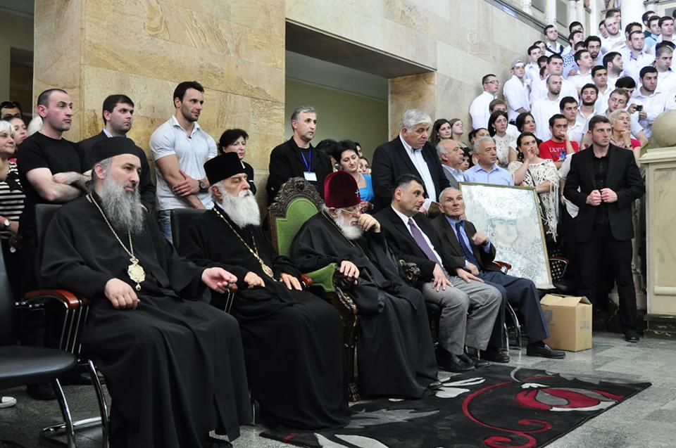 ქართული ეკლესიის შინაგანი დიპტიხი