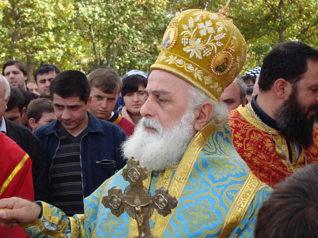 ქართული ეკლესიის იურისდიქციის საზღვრები