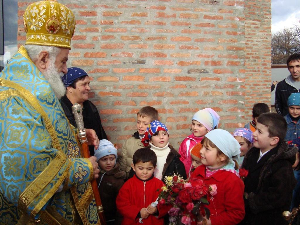 ქართული ეკლესიის სამწყსო