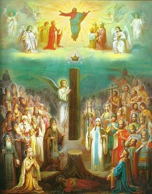თქმული მისივე, აბიათარ მღვდელისა, კვართისათვის უფლისა ჩვენისა იესო ქრისტესი
