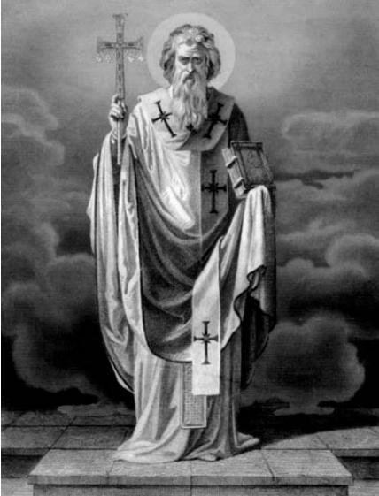 ქართული ეკლესიის იურისდიქციის საზღვრები VI საუკუნეში