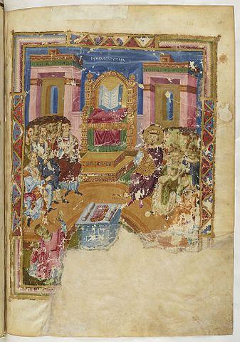 ქართველი ეპისკოპოსი II მსოფლიო კრებაზე (381 წ.)