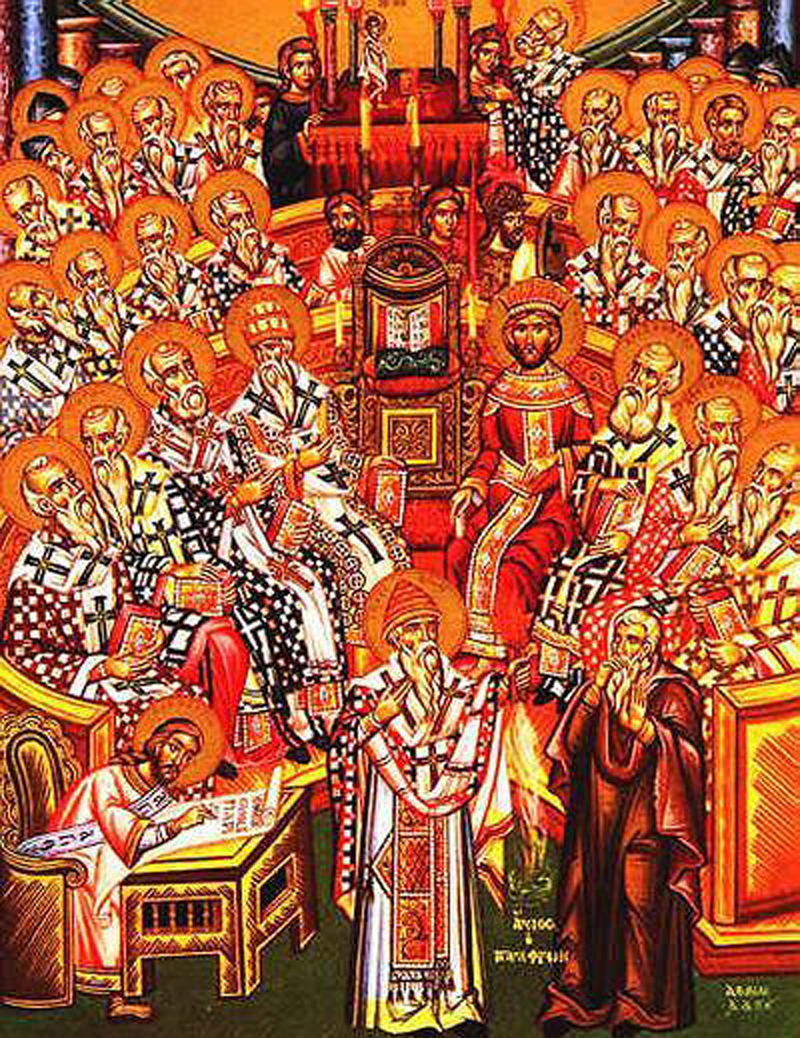 საქართველოს ორი ეპისკოპოსი I მსოფლიო საეკლესიო კრებაზე (325 წ.)